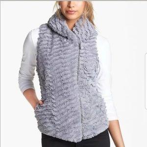 Patagonia Pelage Vest Gray Size Medium
